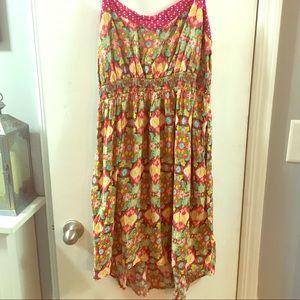 MAKE ME AN OFFER- Bright summer dress